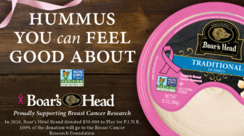 Partner in the News: Boar's Head Brand