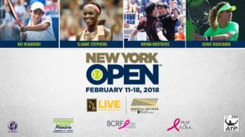 New York Open Partners with Play for P.I.N.K.