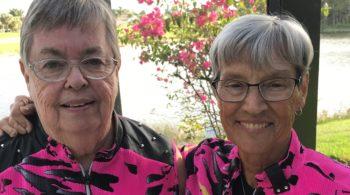 P.I.N.K. All Stars – Jill Blackwood and Judy McCarty