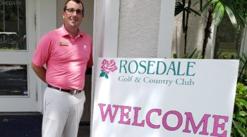 Pros for P.I.N.K. – Rosedale Golf & Country Club