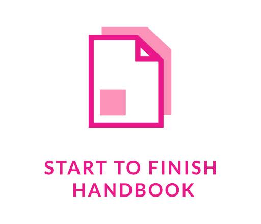 start to finish handbook